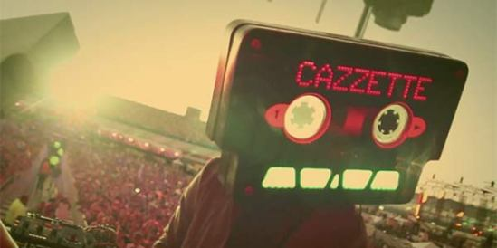 Cazzette-Unveils-Beam-Me-Up-Video